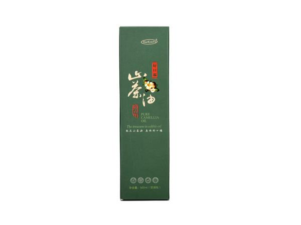 純正山茶油新產品